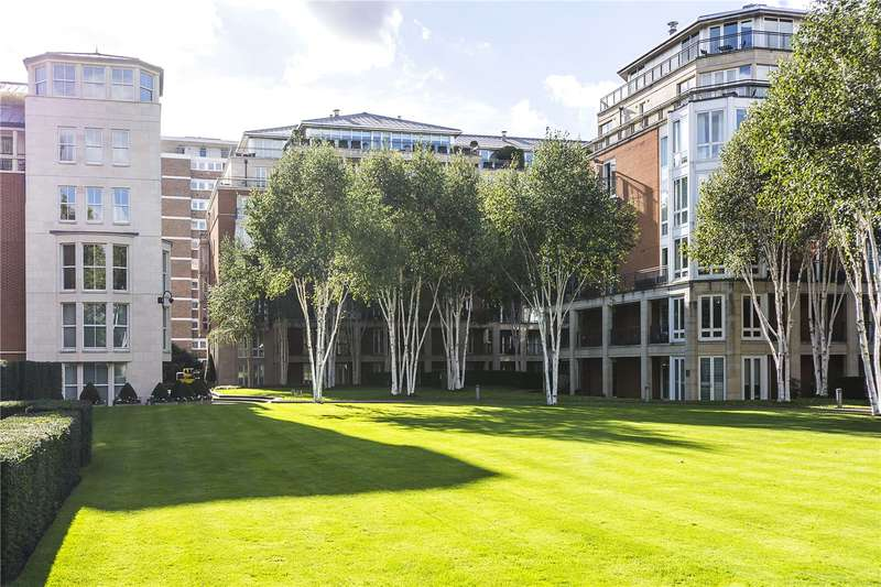 2 Bedrooms Flat for sale in Bailey House, Coleridge Gardens, London, SW10