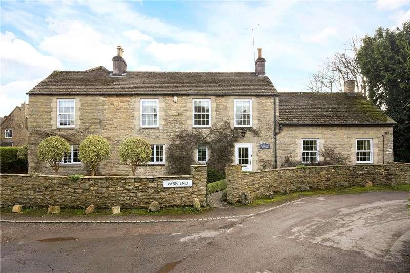 5 Bedrooms Detached House for sale in Park End, Ashton Keynes, Wiltshire, SN6