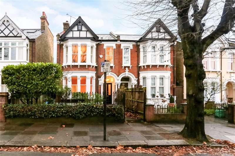 4 Bedrooms Semi Detached House for sale in Montague Road, Ealing, W13