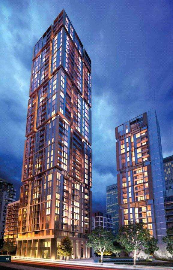 2 Bedrooms Flat for sale in Maine Tower, Harbour Central, Cassilis Road, E14