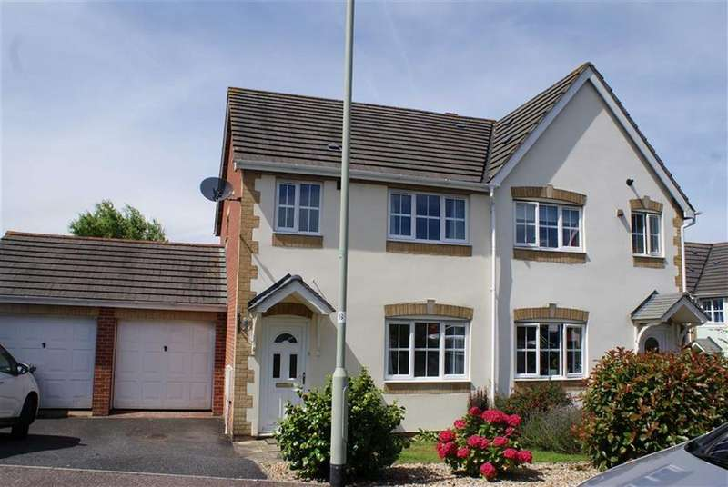 3 Bedrooms Semi Detached House for rent in Honiton, Devon, EX14