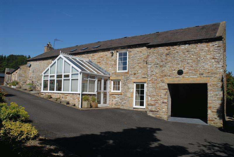 3 Bedrooms Semi Detached House for sale in NORTHUMBERLAND, Allendale