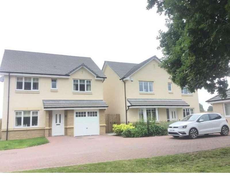 5 Bedrooms Detached House for sale in Plot 30 Torridon, Oaktree Gardens, Alloa Park, Alloa, Stirling, FK10 1QY