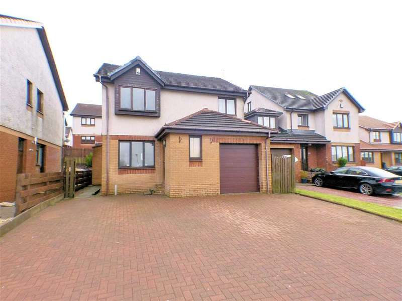 3 Bedrooms Detached House for sale in Pentland Road, Lindsayfield, EAST KILBRIDE