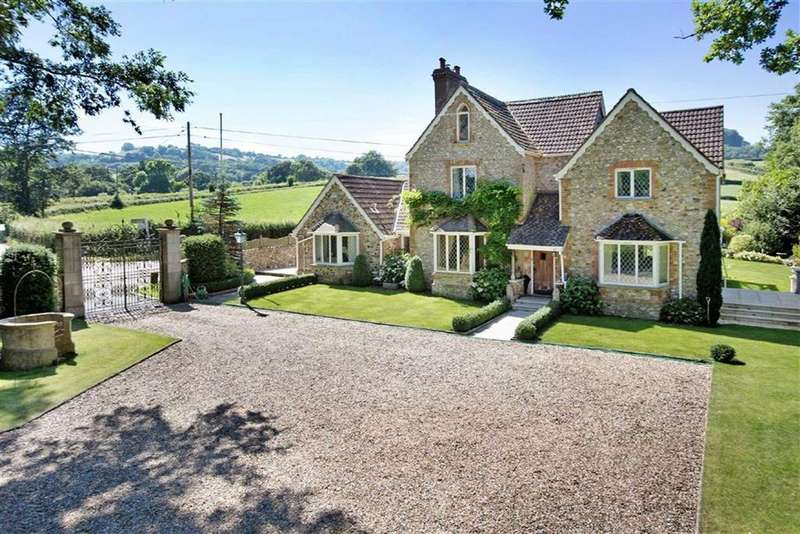 5 Bedrooms Detached House for sale in Farway, Honiton, Devon, EX24