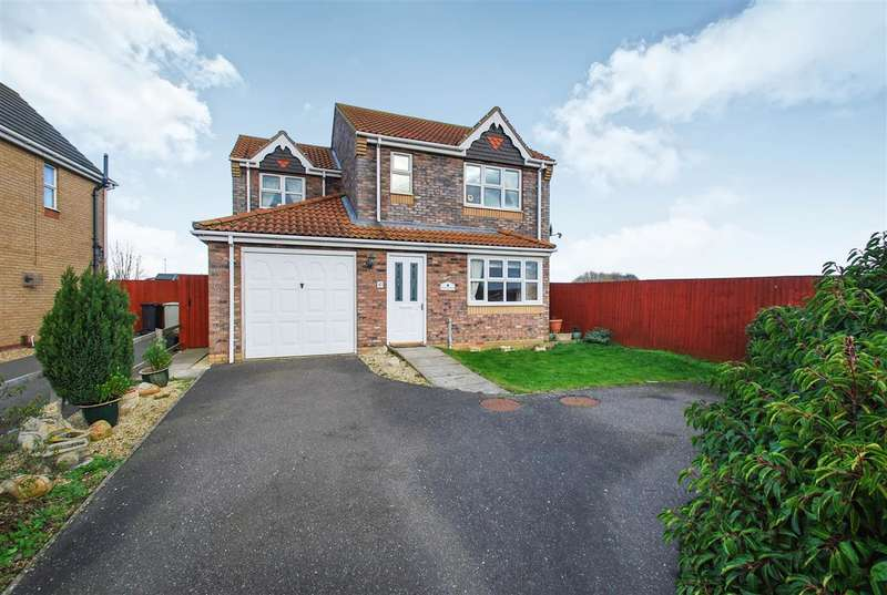 3 Bedrooms Detached House for sale in Merrills Way, Ingoldmells