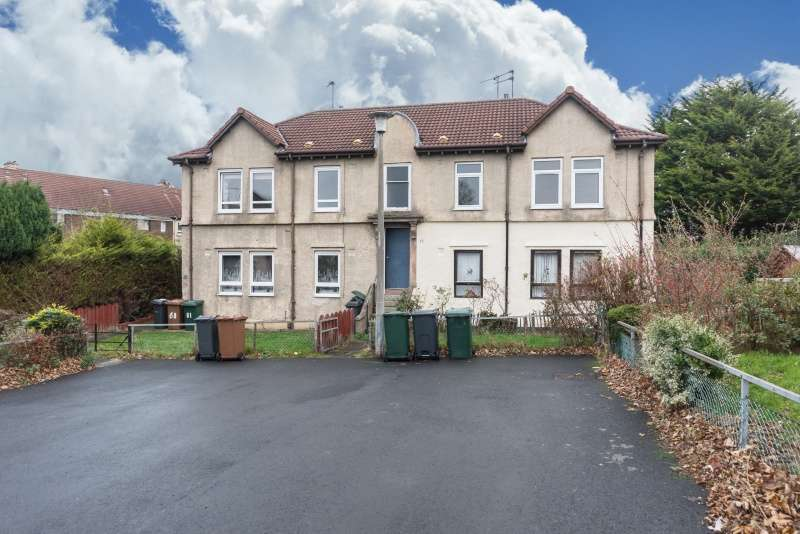 2 Bedrooms Flat for sale in Lochend Gardens, Edinburgh, EH7 6DQ