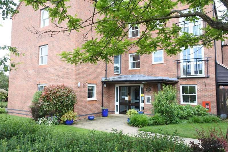 1 Bedroom Apartment Flat for sale in Greendale Court, Bedale