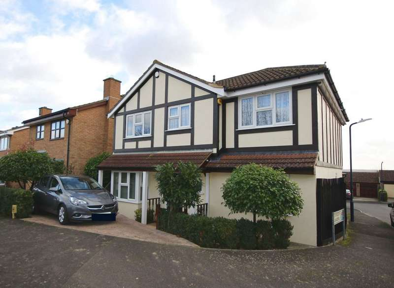 5 Bedrooms Detached House for sale in ALLINGTON