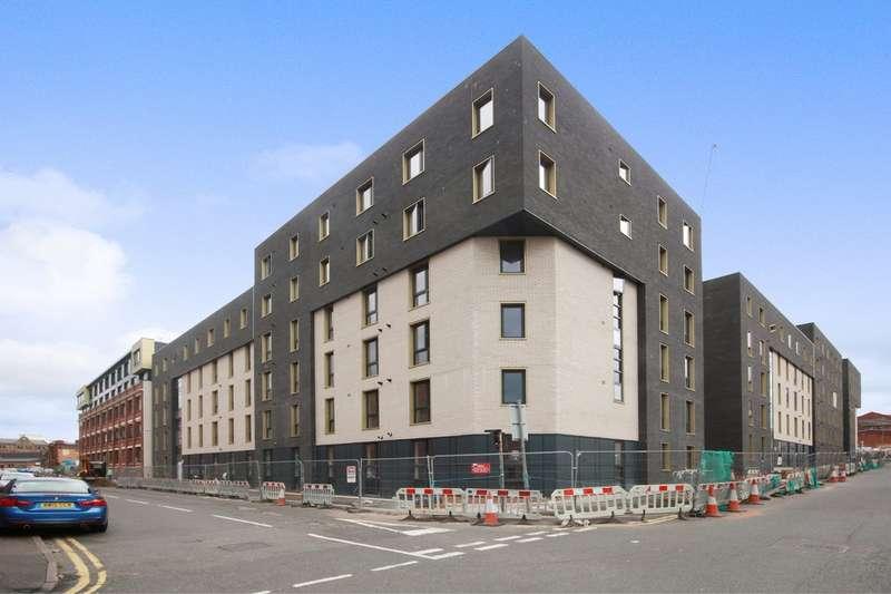 1 Bedroom Studio Flat for sale in Cotton Lofts, Fabrick Square, Bradford Street, Digbeth B12