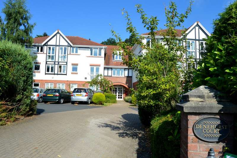 1 Bedroom Serviced Apartments Flat for sale in 46 Denehurst Court, Shrewsbury Road, Church Stretton SY6