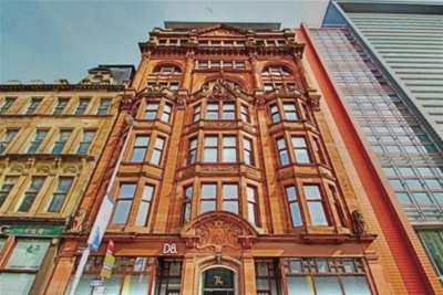 2 Bedrooms Flat for rent in York Street, CITY CENTRE