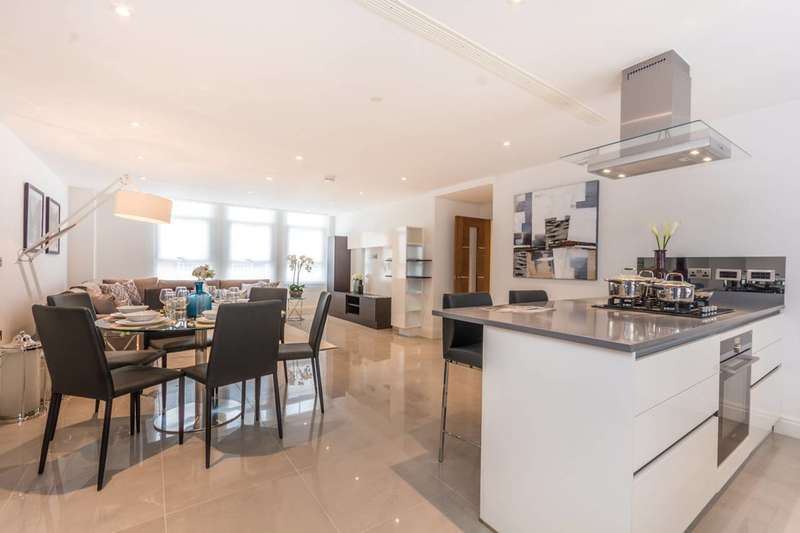 3 Bedrooms Flat for rent in Willow Place, Westminster, SW1P