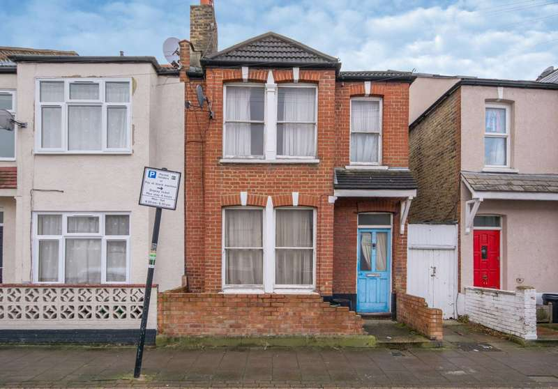 2 Bedrooms House for sale in Pevensey Road, Tooting, SW17