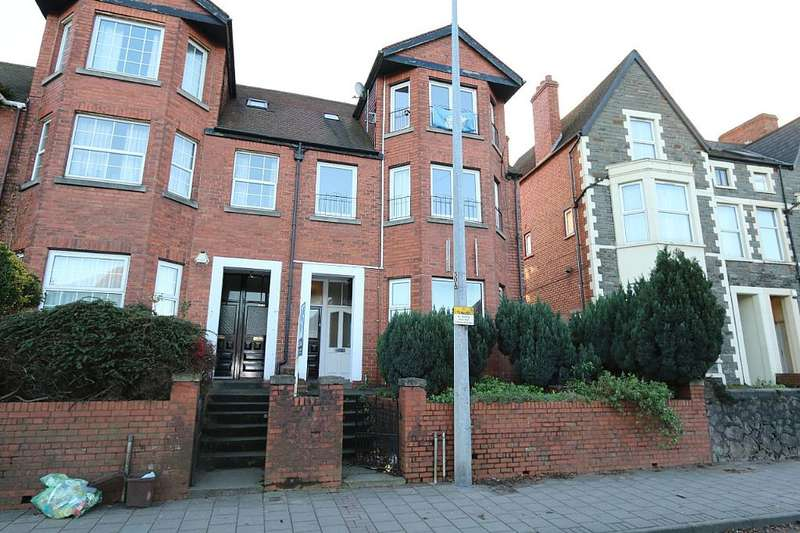 2 Bedrooms Flat for sale in Newport Road, Cardiff, Glamorgan/Morgannwg, CF24 1DN