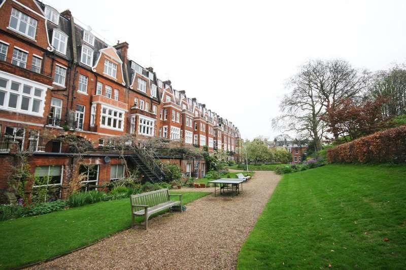 1 Bedroom Flat for sale in Sheffield Terrace, Kensington, W8