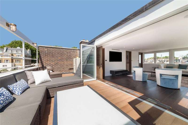 3 Bedrooms End Of Terrace House for sale in Clarendon Place, The Hyde Park Estate, London