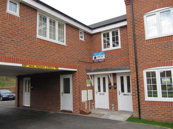 2 Bedrooms Apartment Flat for rent in St Stephens Road, Ollerton
