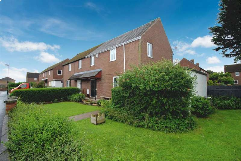 3 Bedrooms Semi Detached House for sale in Havannah Crescent, Newcastle upon Tyne