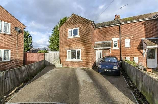 3 Bedrooms Semi Detached House for sale in The Recess, EASTLEIGH, Hampshire