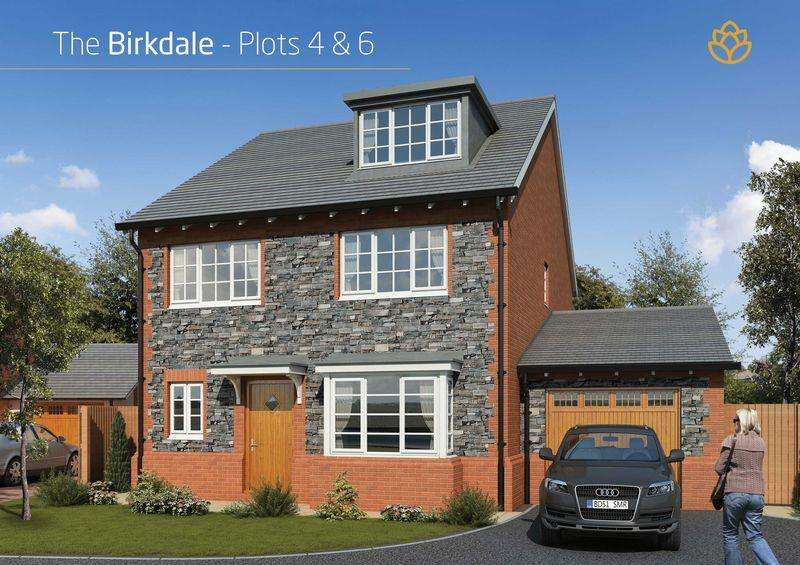 5 Bedrooms Detached House for sale in Plot 4 Birkdale, Barley fields, Lea Lane, Preston **HELP TO BUY PRICE-316,000**