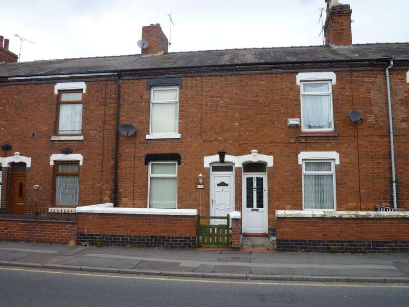 2 Bedrooms Terraced House for sale in West Street Crewe CW1