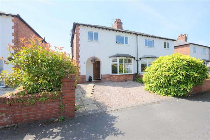 3 Bedrooms Semi Detached House for sale in Nelson Street, Lytham