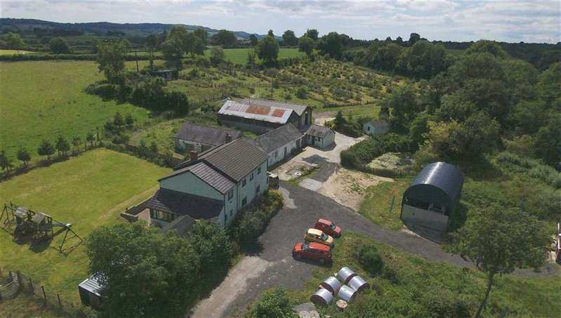 7 Bedrooms Property for sale in Llanddarog Road, Porthyrhyd, Carmarthen