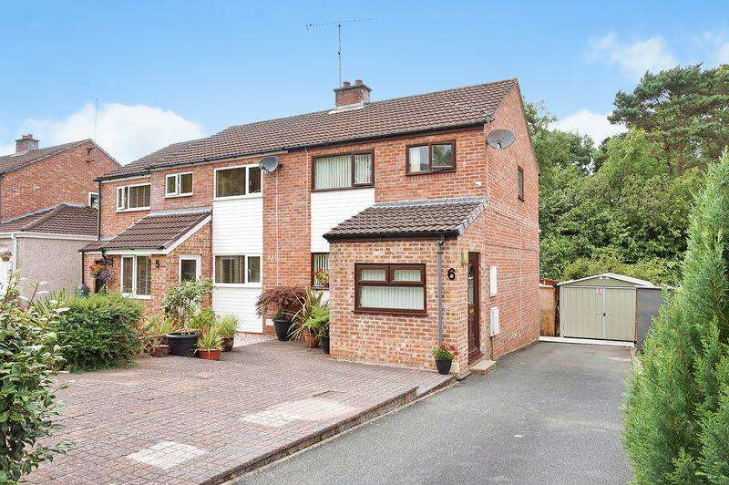 3 Bedrooms Semi Detached House for sale in Trecarn Close, Launceston