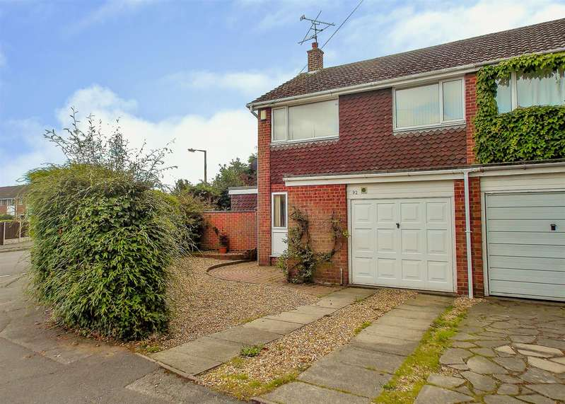 4 Bedrooms Semi Detached House for sale in Lime Grove, Draycott