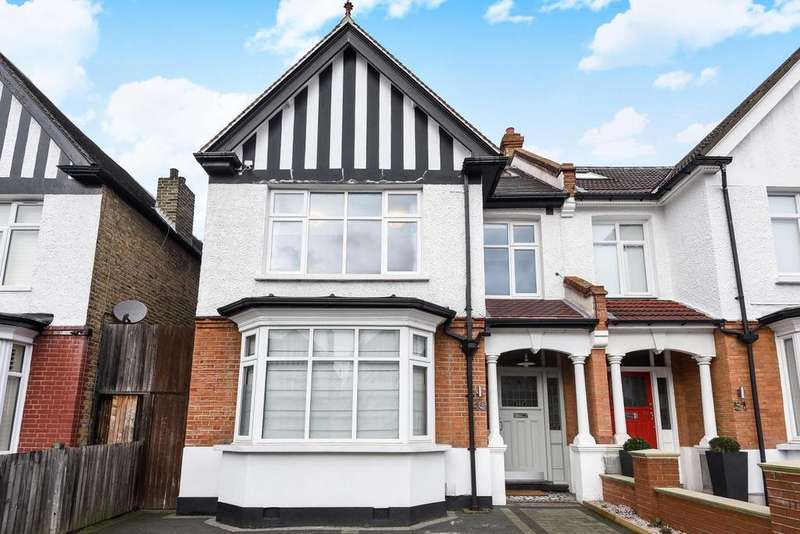 1 Bedroom Flat for sale in Bellingham Road, Catford