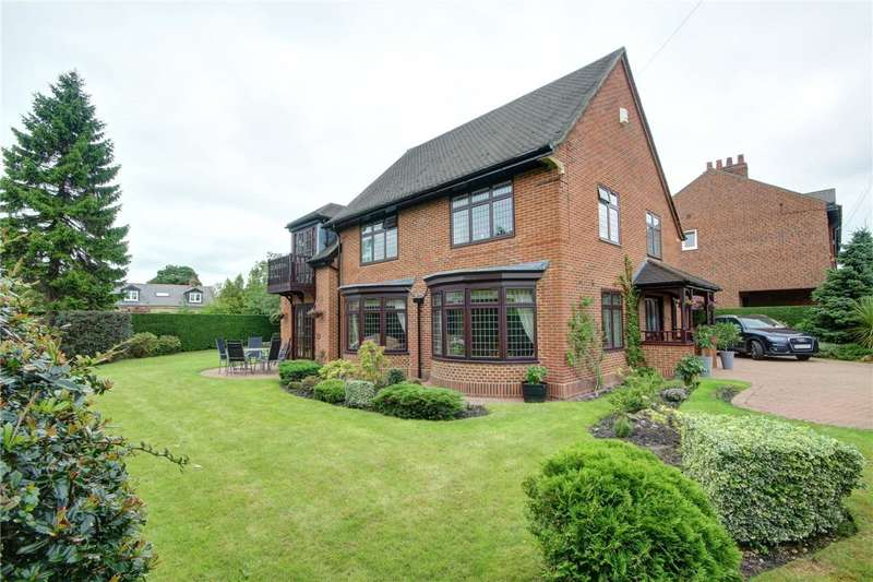 4 Bedrooms Detached House for sale in Dryburn View, Durham Moor, Durham, DH1