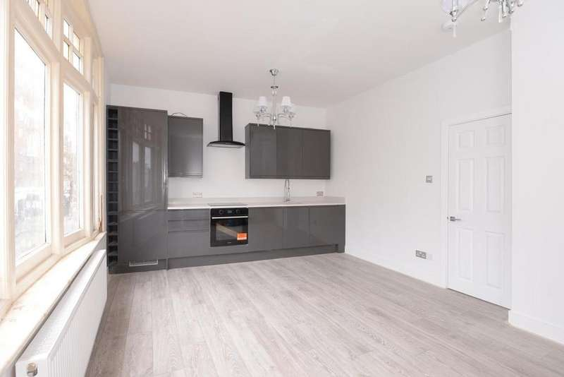 2 Bedrooms Flat for sale in King Street, Hammersmith