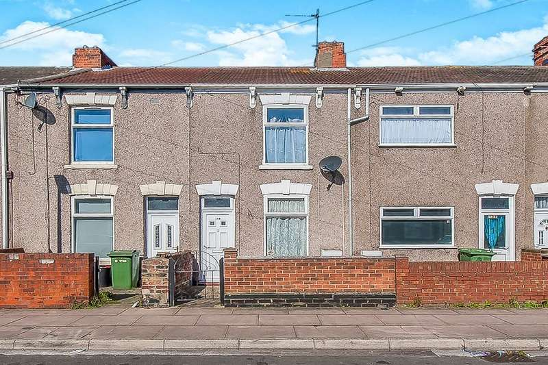 3 Bedrooms Terraced House for sale in Stanley Street, Grimsby, DN32