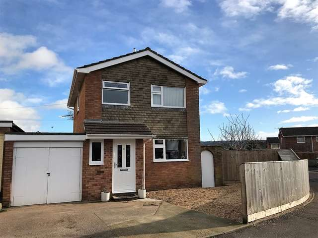 3 Bedrooms Detached House for sale in 6 York Crescent, Feniton