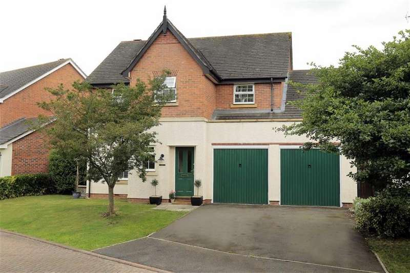 5 Bedrooms Detached House for sale in Salt Meadows, Nantwich, Cheshire