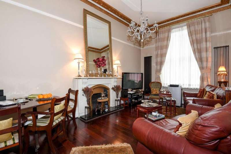 2 Bedrooms Flat for sale in Cromwell Road, London