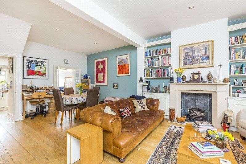 3 Bedrooms Terraced House for sale in Estcourt Road, London, SW6