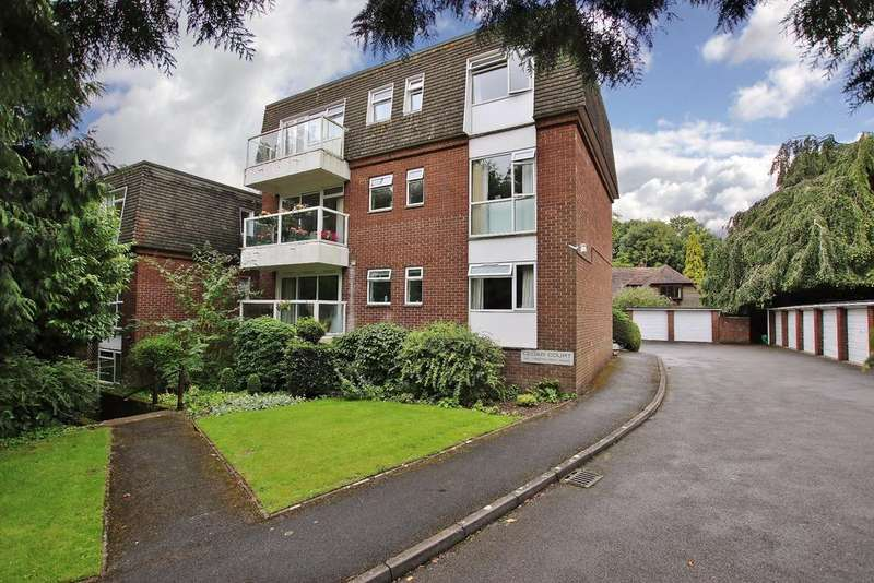 2 Bedrooms Flat for sale in Christchurch Road, Winchester