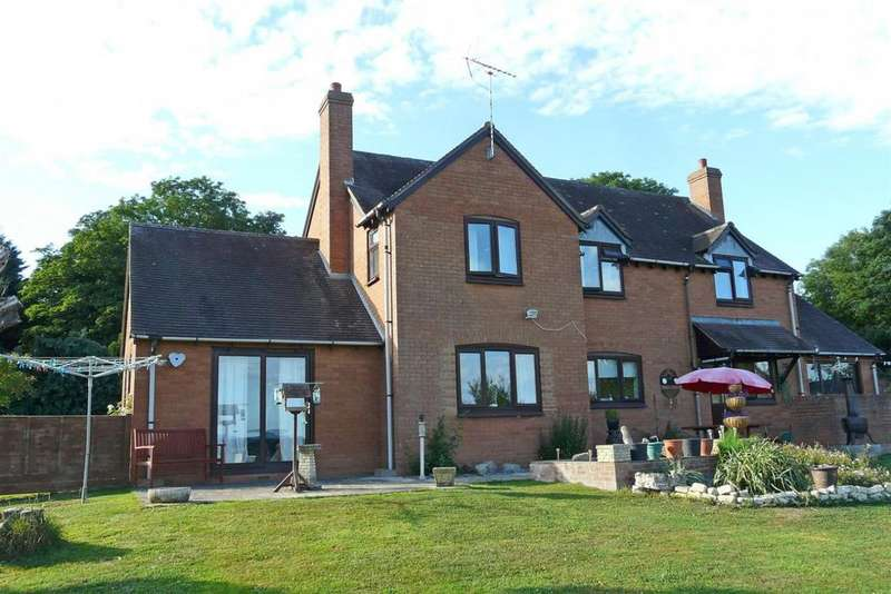 4 Bedrooms Detached House for rent in Kings Caple, Hereford, HR1