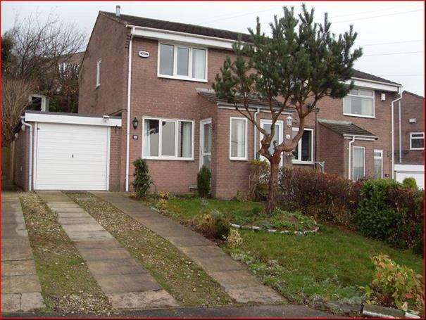 2 Bedrooms Town House for sale in Thorndale Rise, BD2 1NU
