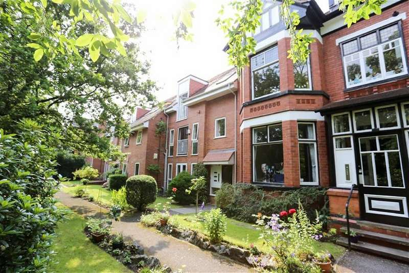 2 Bedrooms Apartment Flat for sale in Parkfield Road South, Didsbury, Manchester