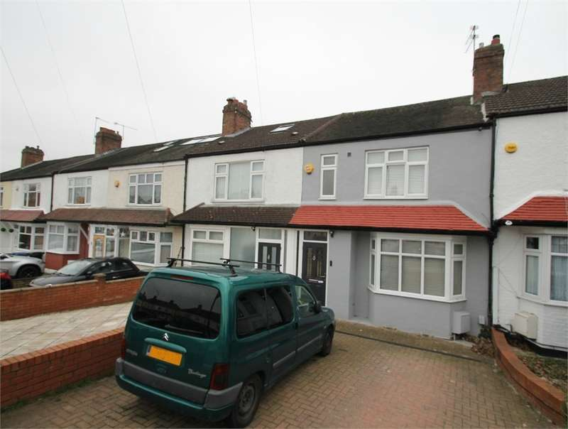 3 Bedrooms Terraced House for sale in Barrowell Green, N21