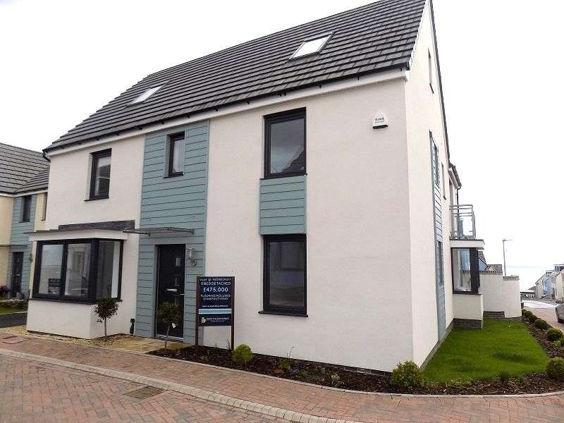 5 Bedrooms Detached House for sale in The Moorecroft Ocean View, Main Road, Ogmore-by-sea, Bridgend. CF32 0PW