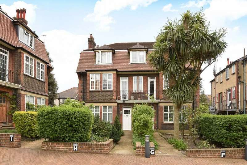 3 Bedrooms Flat for sale in Beeches Road, Tooting