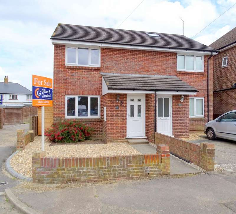 2 Bedrooms Semi Detached House for sale in Bosham, Chichester