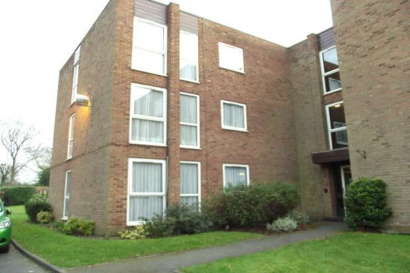 2 Bedrooms Flat for rent in Eastern Road, Sutton Coldfield