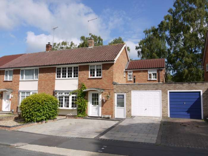 5 Bedrooms Semi Detached House for sale in Timline Green, Bracknell