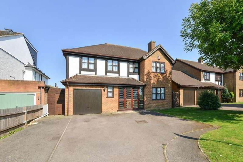 4 Bedrooms Detached House for sale in Court Farm Road, Mottingham