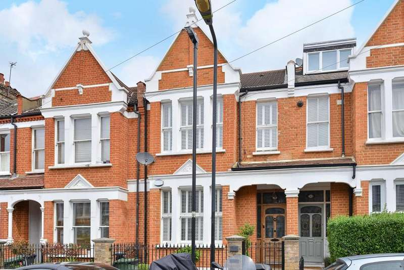 4 Bedrooms Terraced House for sale in Norfolk House Road, Streatham